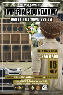 Imperial Sound Army (IT) Full Soundsystem (Santiago d.C)