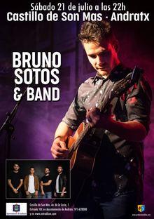 Bruno Sotos en Andratx (Castillo de Son Mas)