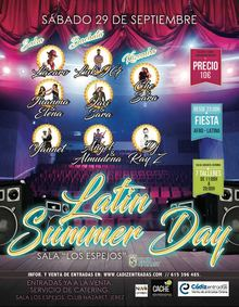 LATIN SUMMER DAY