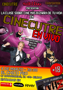 CineCutre en Vivo