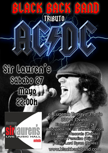 Black Back Band (Tributo AC/DC)