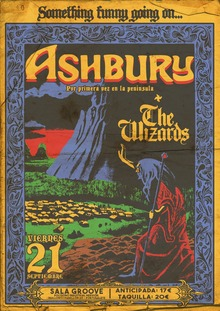 Ashbury + The Wizards