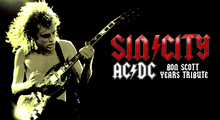Sin City - AC/DC Bon Scott Years Tribute
