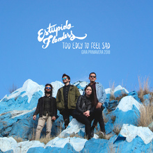 "Estúpido Flanders en MADRID: Gira Presentación ""Too Edgy To Feel Sad"""
