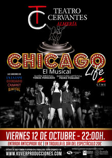 """CHICAGO"" EL MUSICAL"