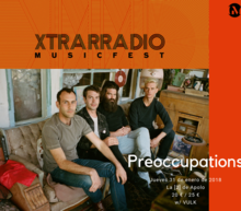 Preoccupations promo insta