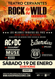 ROCK TO BE WILD FESTIVAL