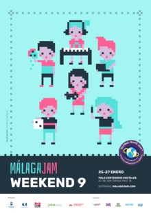 MálagaJam Weekend 9