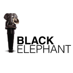 Blackelephant logo final   copia